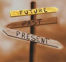 present tense sign